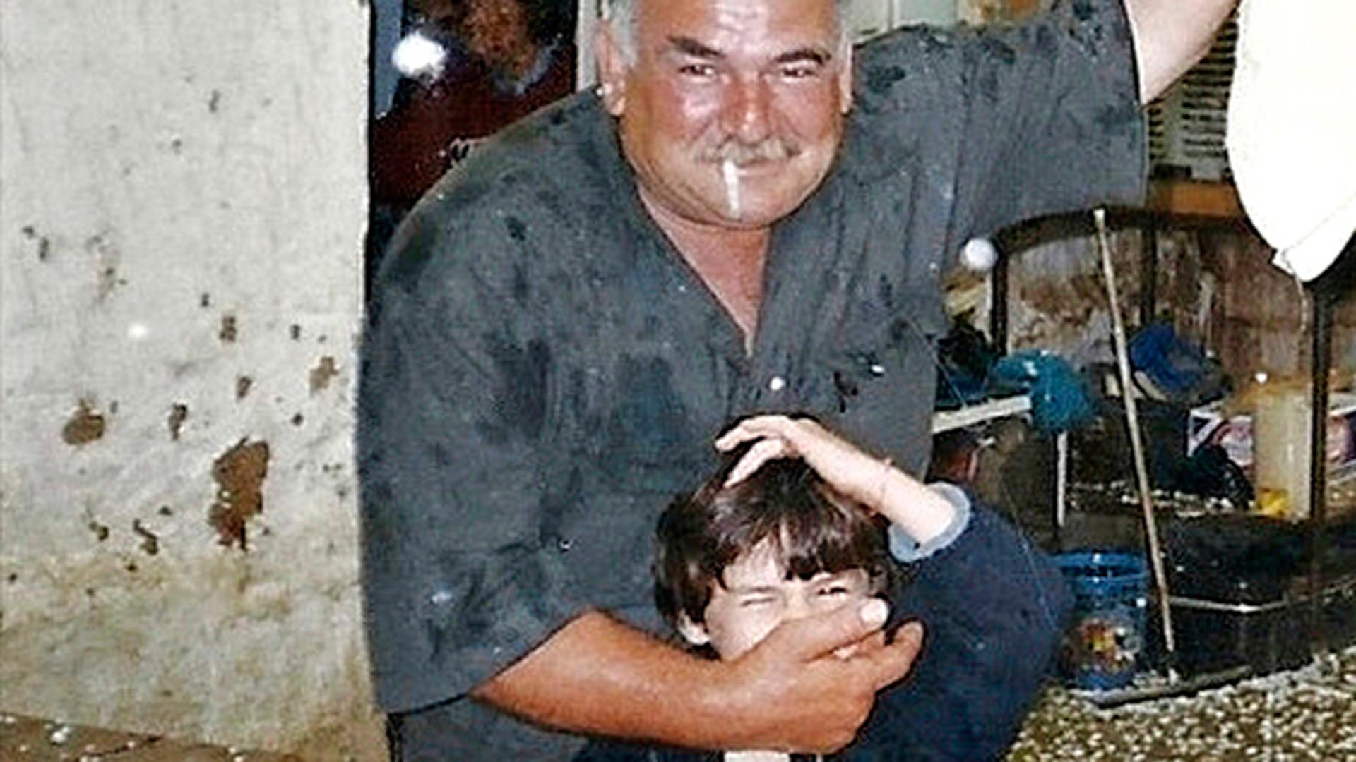Joli Malki ja isä
