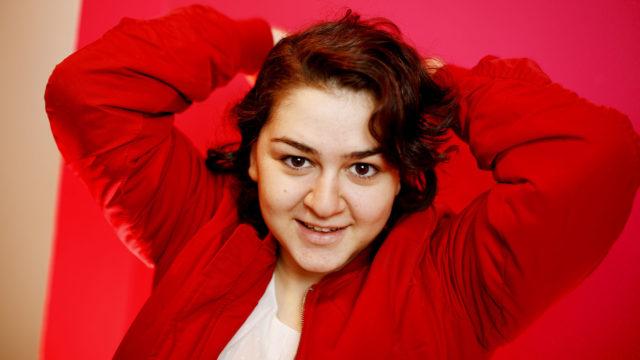 Syyrialaissyntyinen Joli Malki on upeaääninen laulaja.