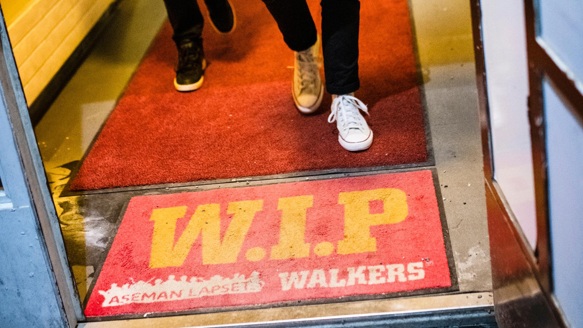 Walkers-kahvila