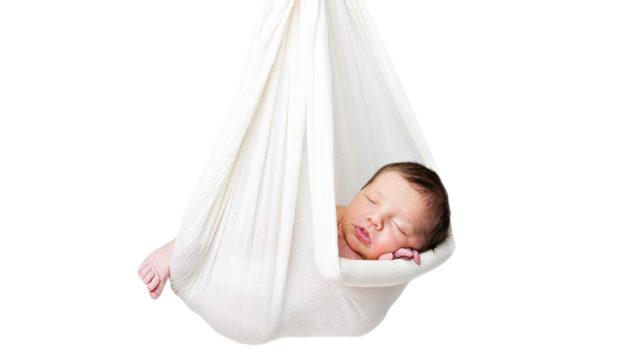keinuva liike auttaa nukkumaan paremmin