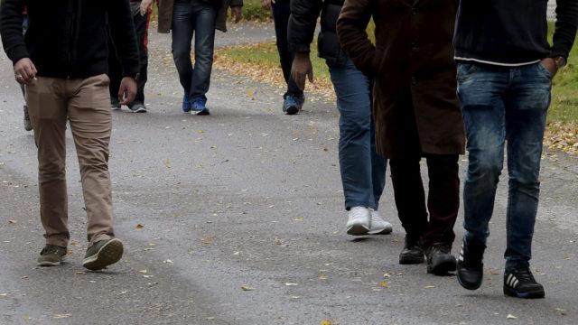 Osa Suomeen 2015 tulleista turvapaikanhakijoista on joutunut paperittomiksi.