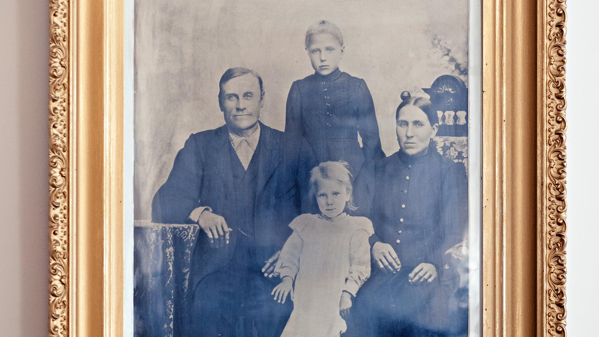 Paula Nivukosken isoäiti Susanna