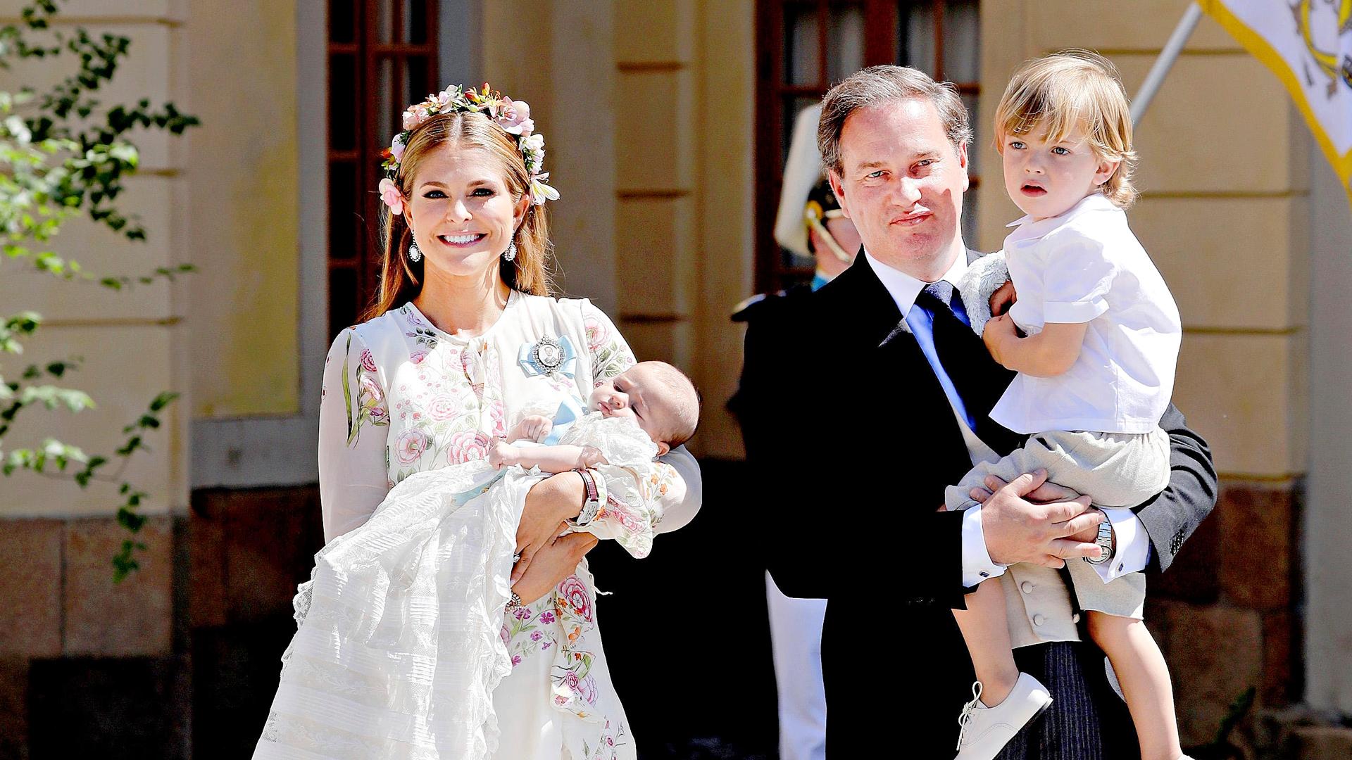 Prinsessa Adriennen ristiäiset