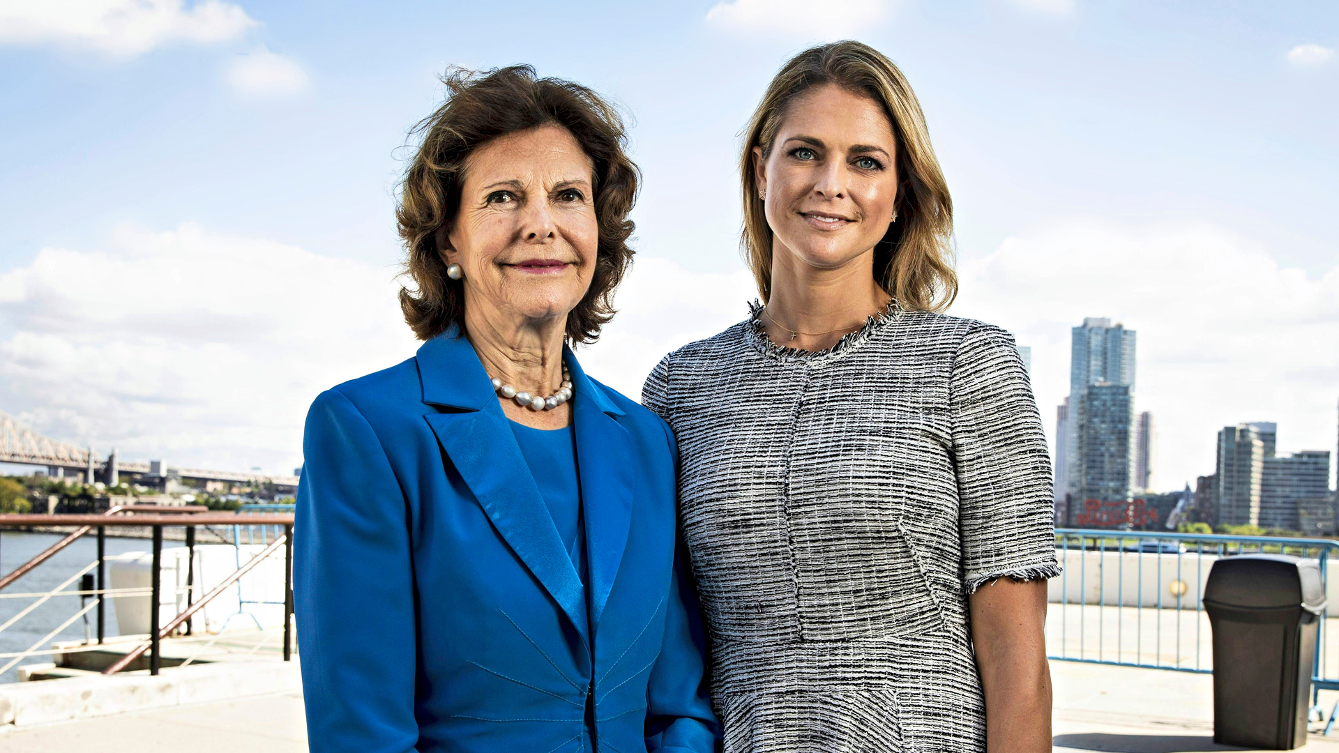 Silvia ja Madeleine