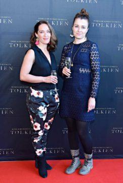 Elsa Saisio ja Anna-Maija Jalkanen
