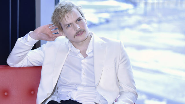 Johannes Holopainen on näyttelijä, joka on viettänyt paljon aikaa Los Angelesissa.