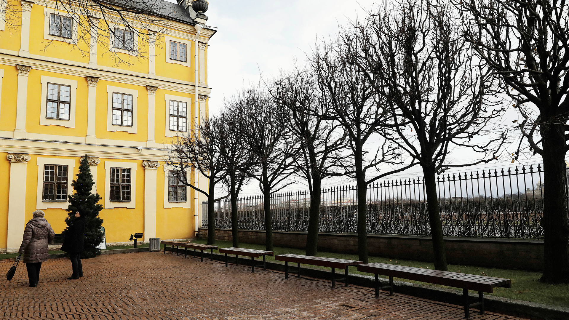 Menšikovin palatsi