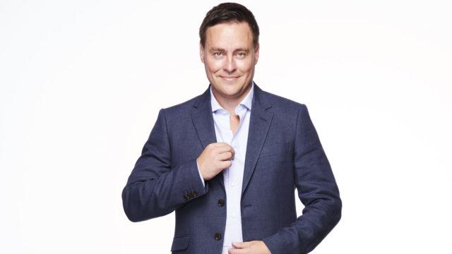 Seuran, Kotilääkärin ja Vivan päätoimittaja Erkki Meriluoto.