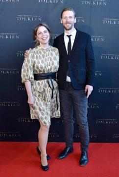 Pekka Strang ja Pia Leppäniemi