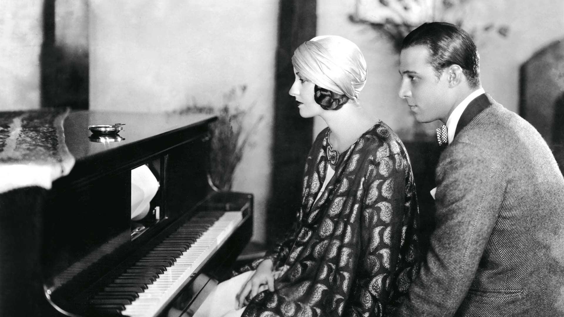 Natasha Rambova ja Rudolph Valentino