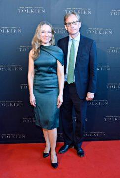 Tom Dodd ja Katarina Nyman
