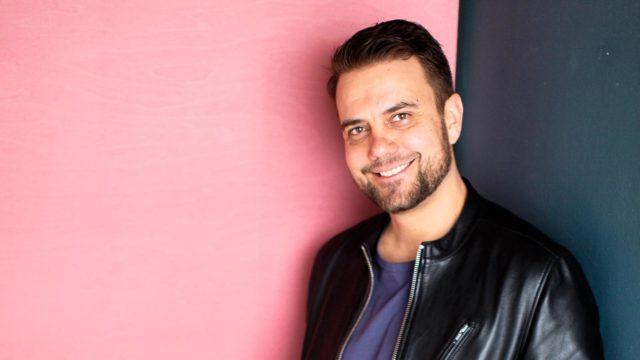 laulaja Antti Ketonen