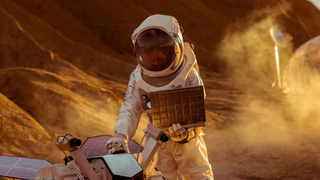 Vastustuskykyisiä bakteereja on löytynyt jo avaruudestakin.