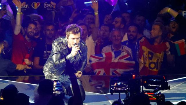 Darude ja Sebastian Rejman edustivat Suomea tämän vuoden Eurovision-laulukilpailuissa Israelissa.
