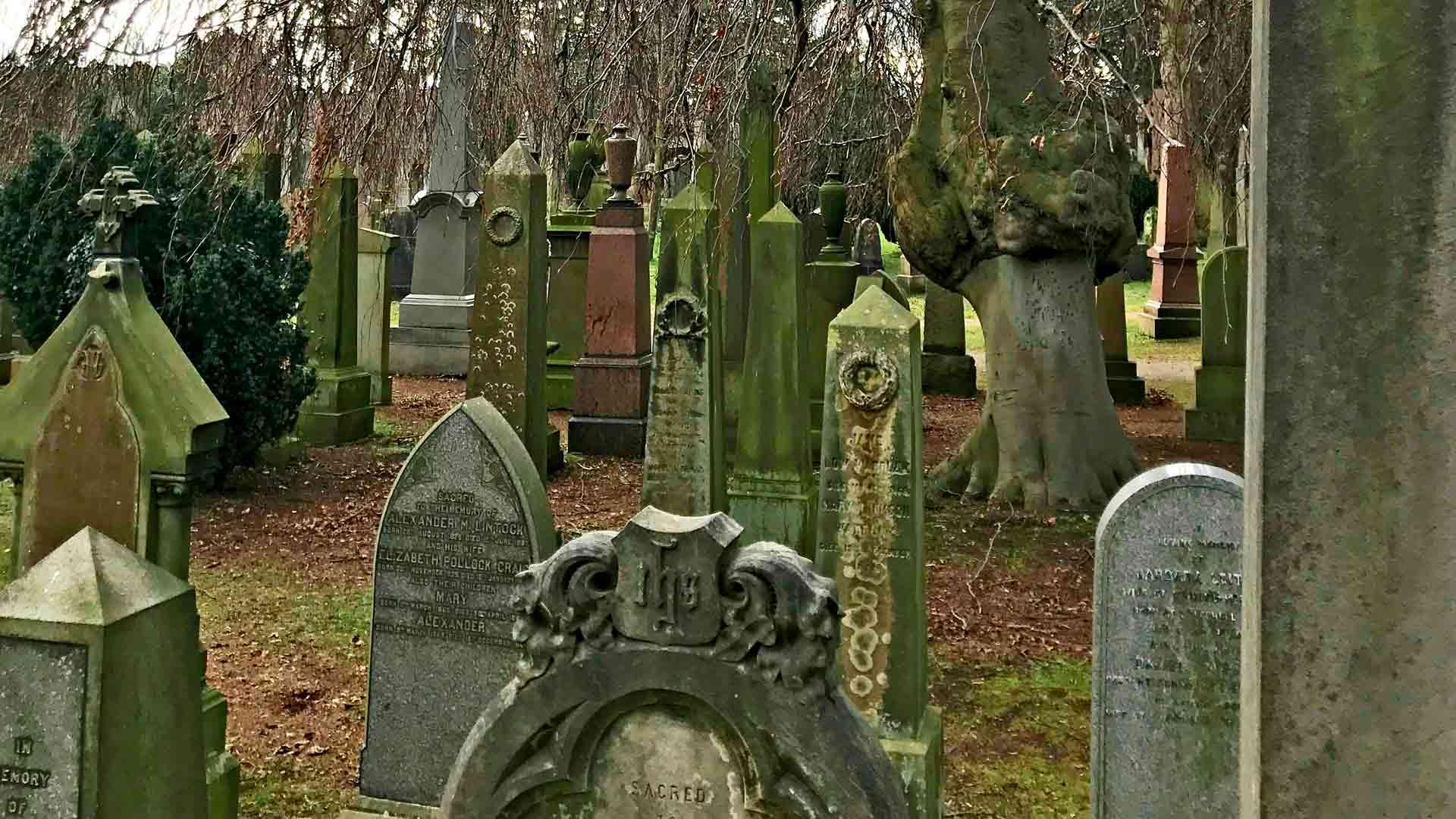 Dean Villagen hautausmaa