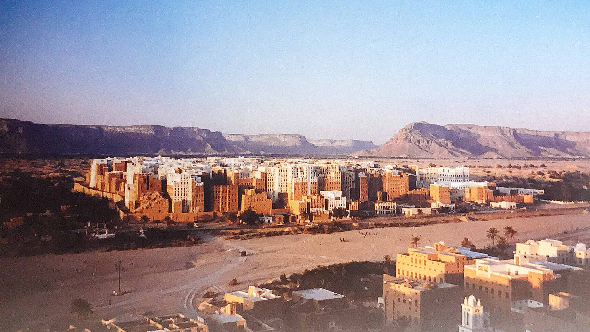 Jorma Karhumaa ja Jemen