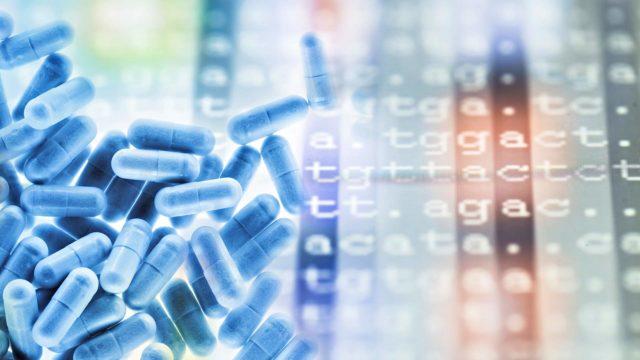 Lääkeaineen teho ja geenitesti