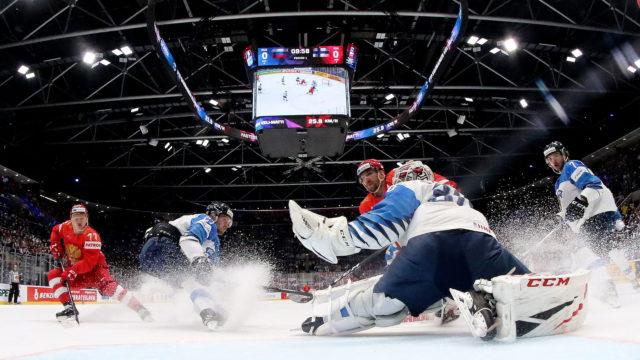 Suomen jääkiekkojoukkue taisteli itselleen maailmanmestaruuden Slovakian MM-kisoissa.