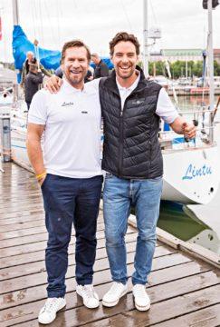 Mikko Leppilampi ja Kimmo Timonen