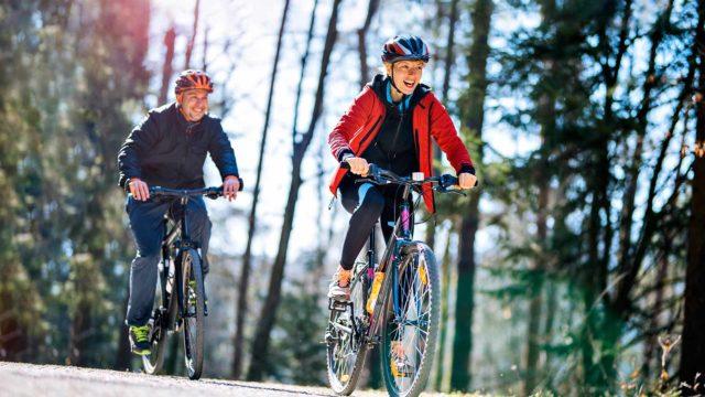 Miten pyöräilyllä voi kohottaa kuntoa?