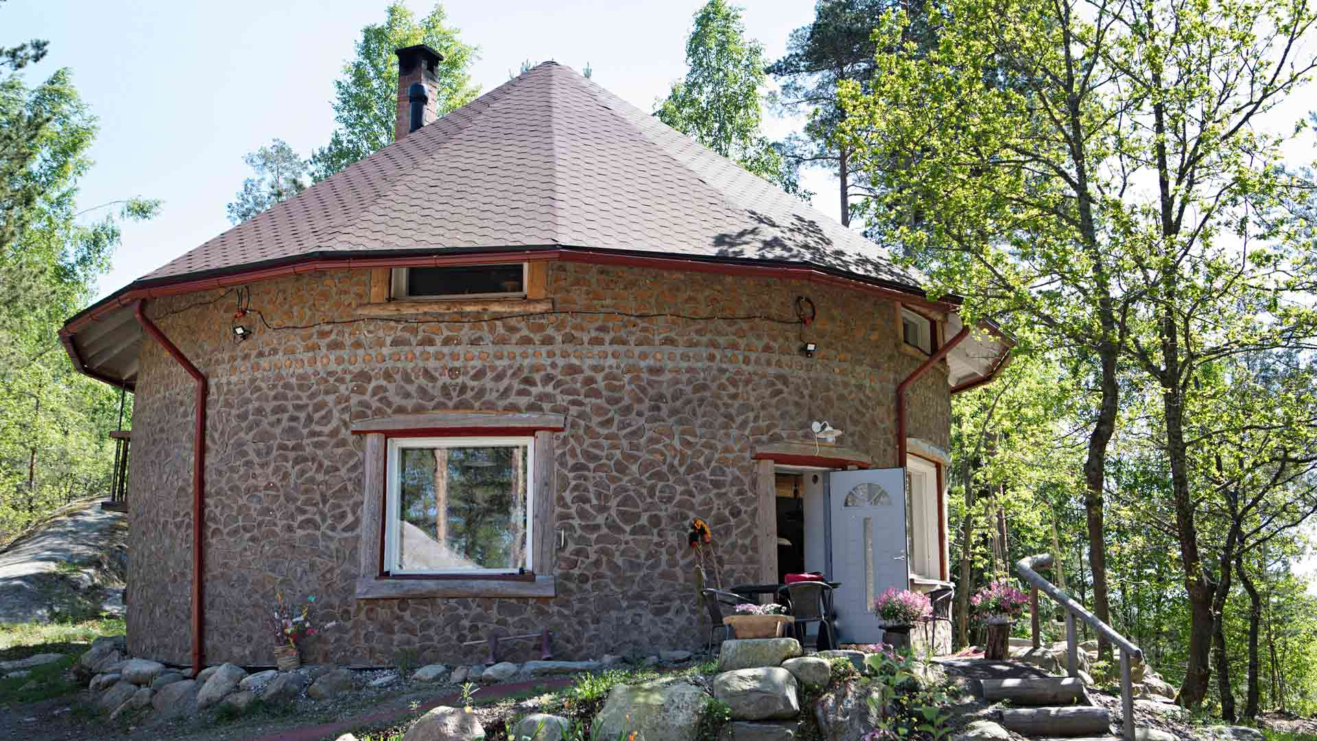 Pyöreä talo