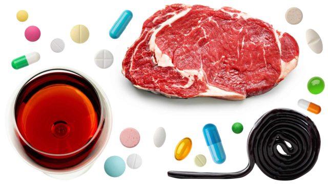 Tiesitkö, että ruoka voi estää lääkkeen imeytymisen tai voimistaa sen tehon?