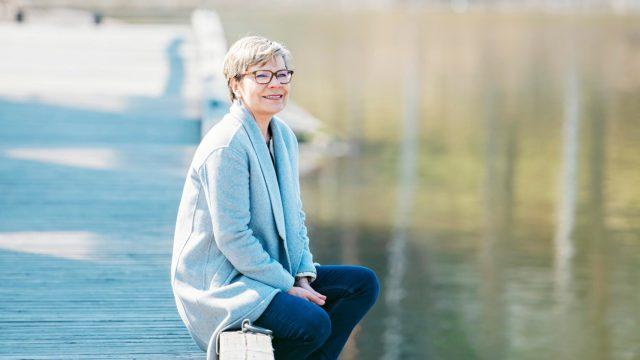 Sari Latvanen, kohdunkaulansyöpä