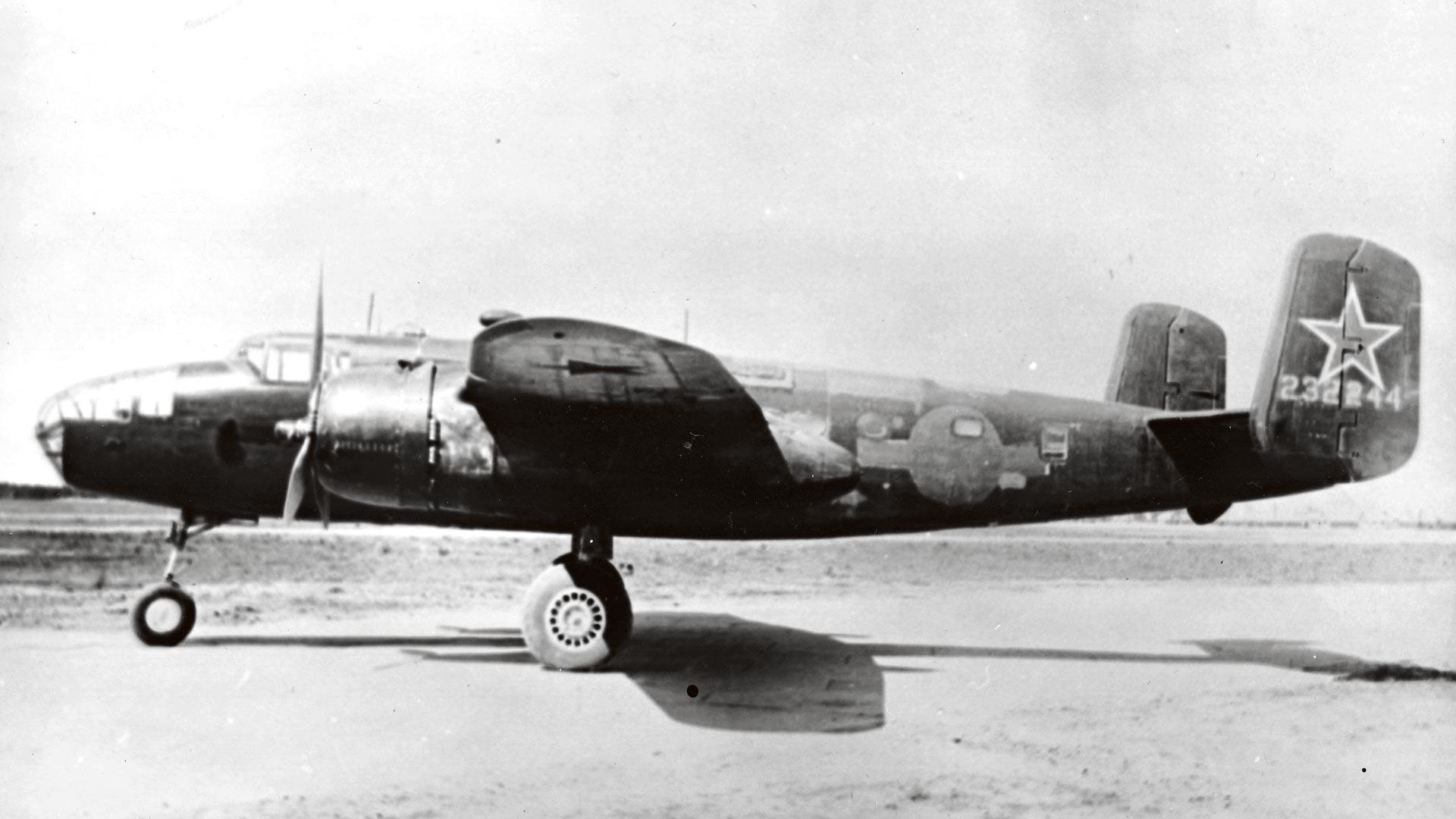B-25 Mitchell -kone