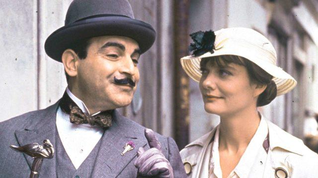 Hercule Poirot: Lentävä kuolema