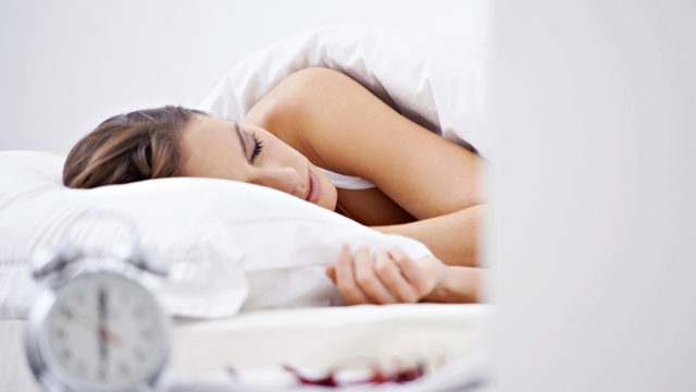 Miten lisätä hyvää unta?