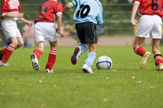 Hyvässä hengessä urheilu on mukavaa.