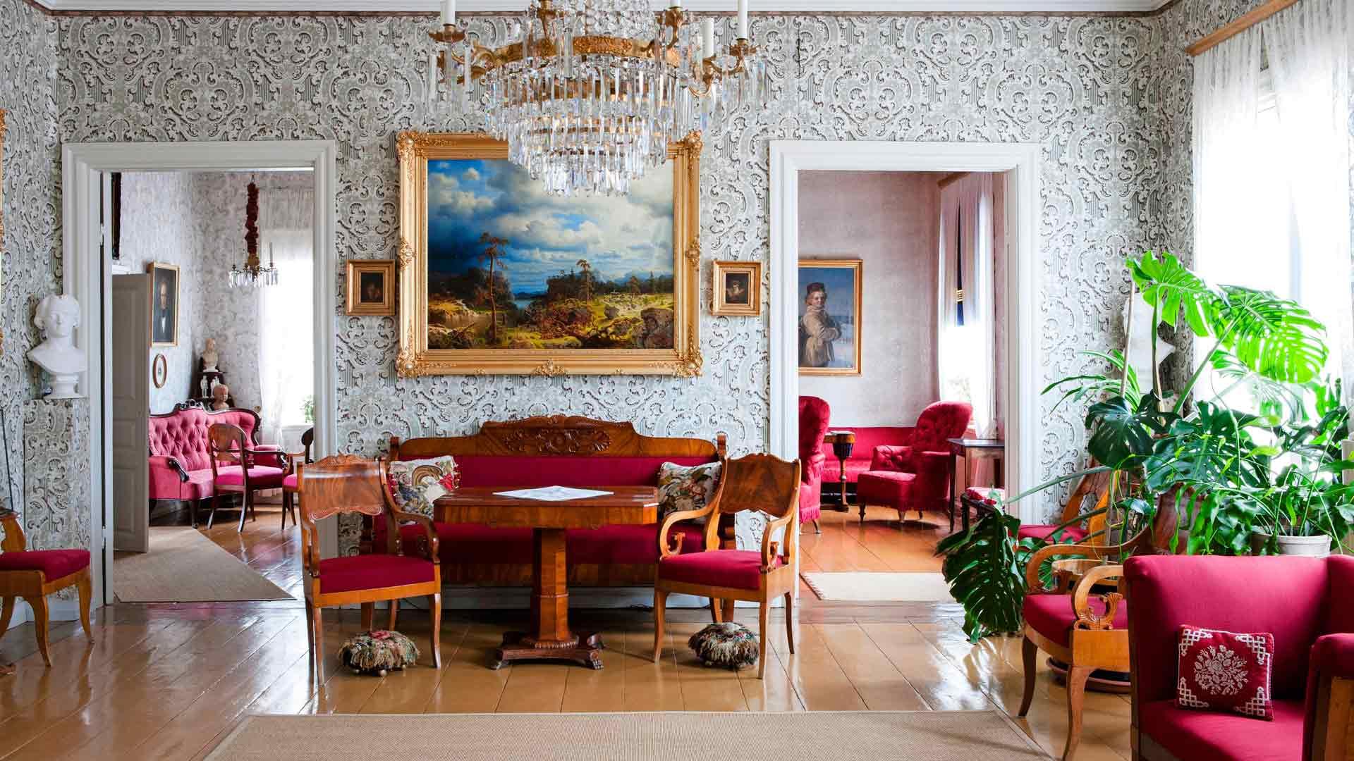 Fredrika ja Johan Ludvig Runebergin entinen talo