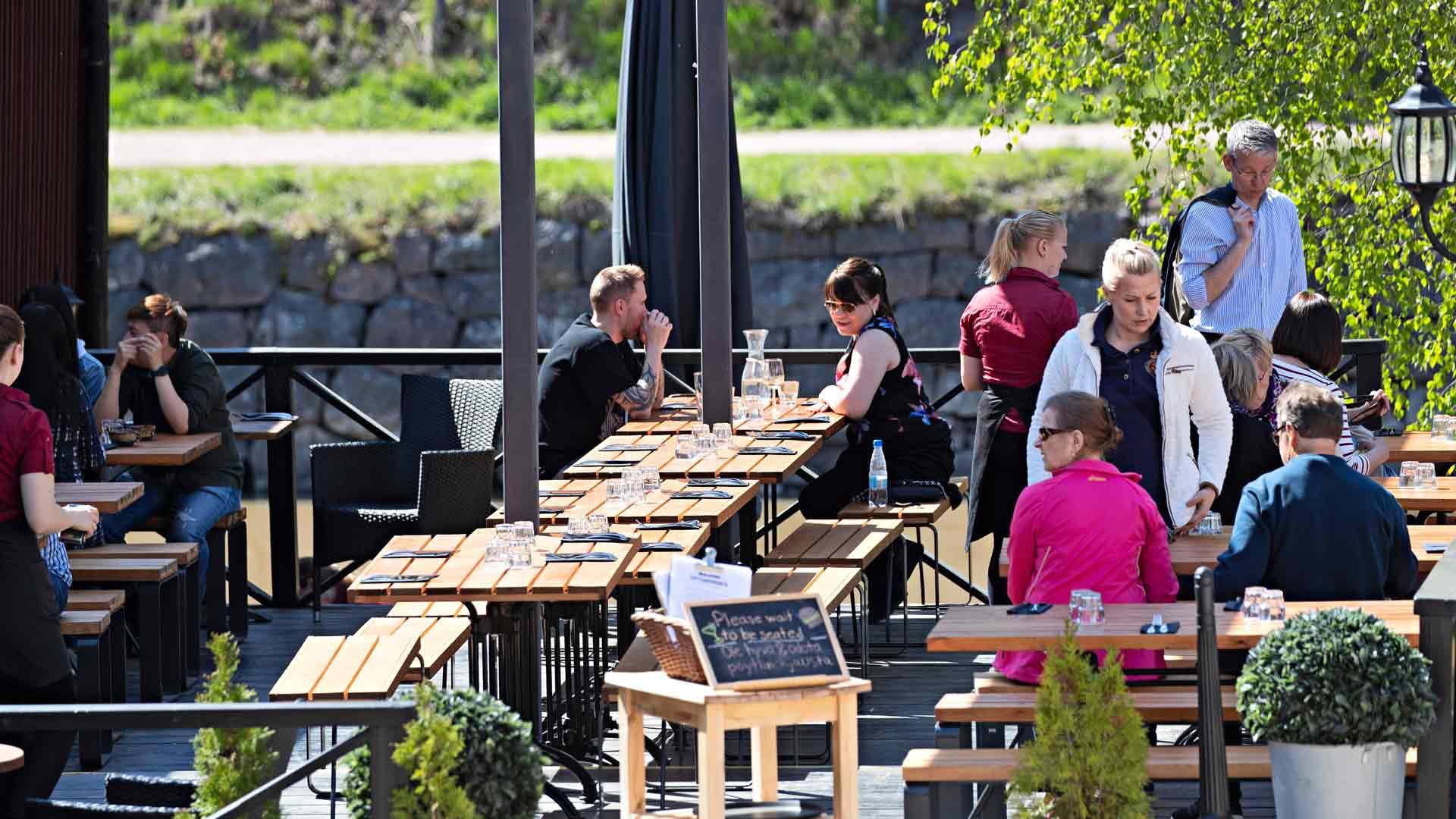 Ravintola Fryysarinranta