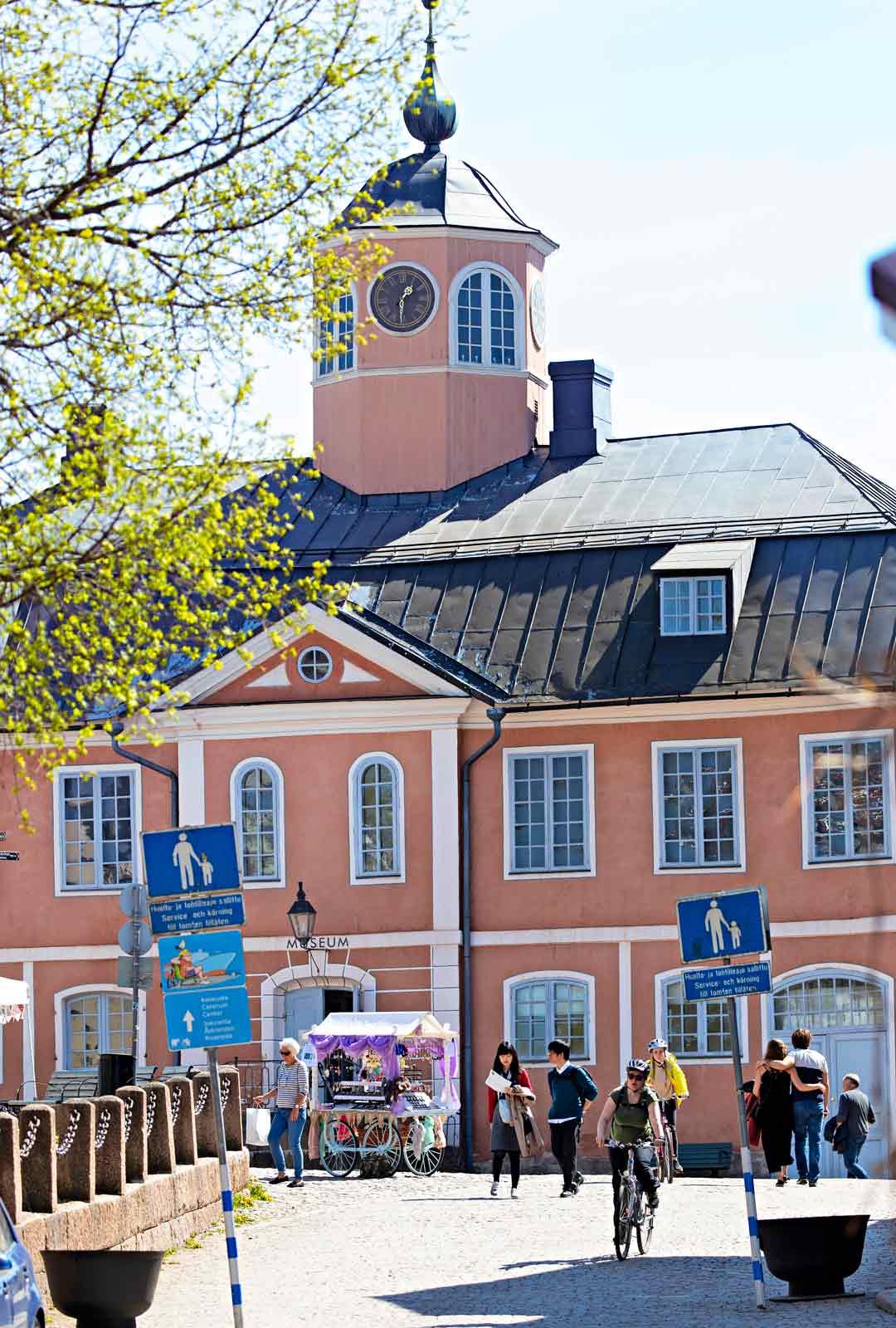 Suomen vanhin raatihuone