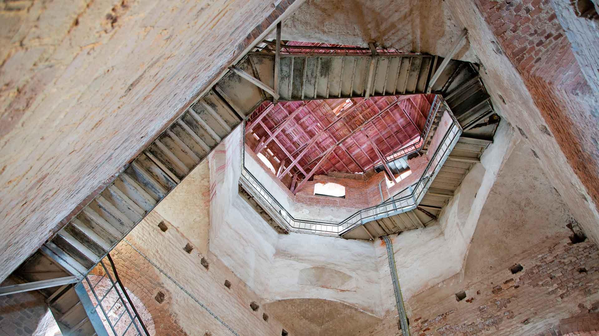 Viipurin linnan keskustorni