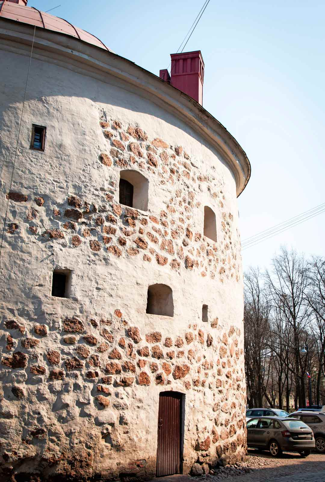 Pyöreä torni