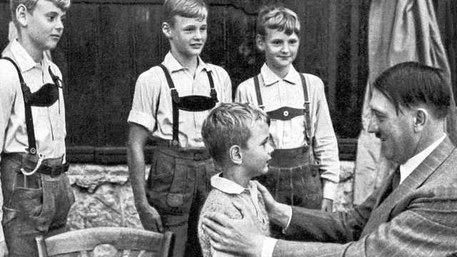 Historia: Obersalzbergin lapset