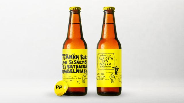 Olarin Panimo lanseeraa uuden Pieruperse-oluen.