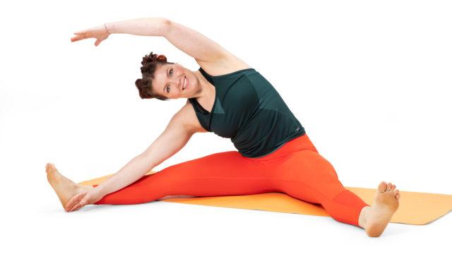 Venyttele koko kehoa ja tasapainota kehon liikkuvuutta