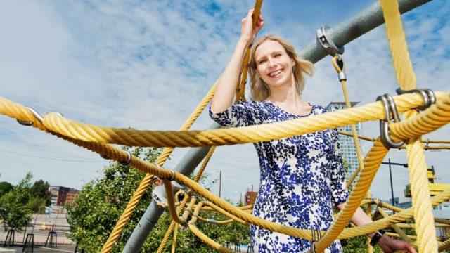 Ikääntymisen tutkija Annele Urtamo