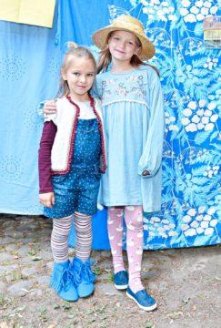 Emelia Levy ja Matilda Pirttikangas