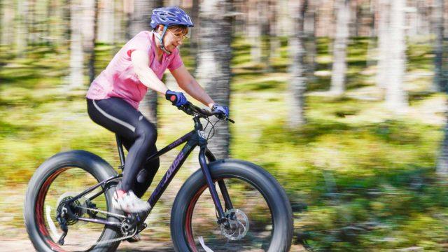 fatbike läskipyörä