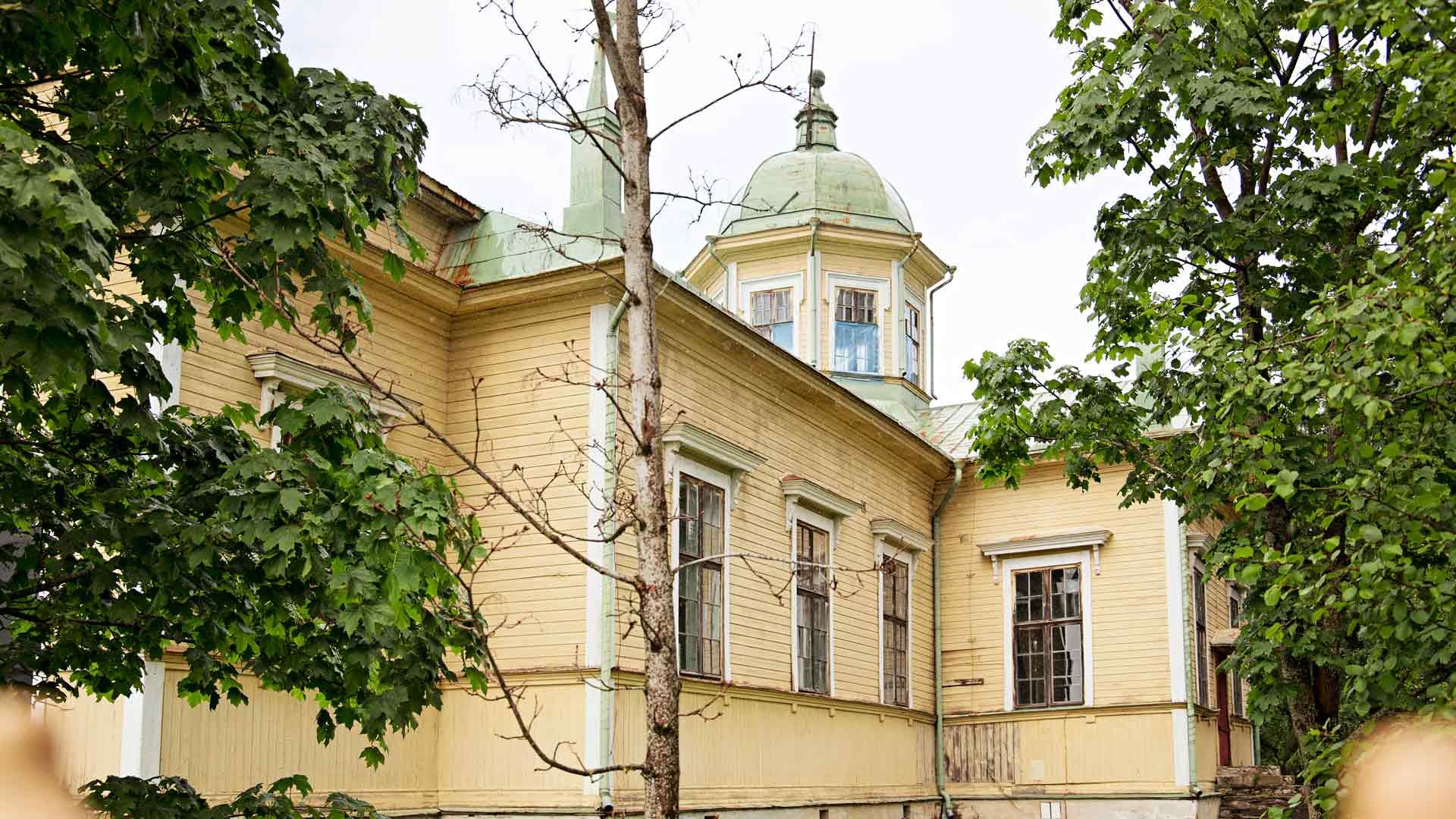 175-vuotias Pyhän Nikolaoksen kirkko