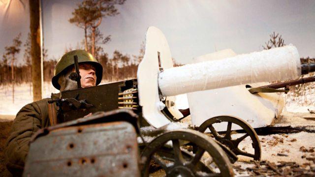 Viipurin sotamuseo