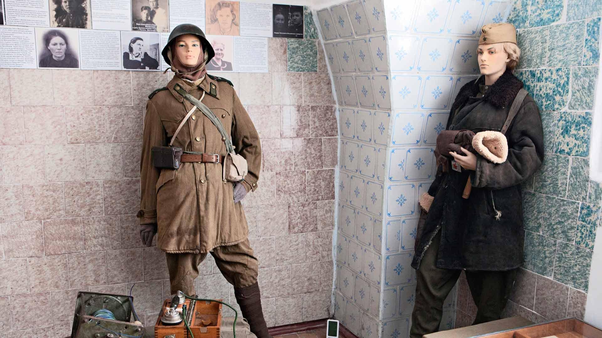 Puna-armeijan naissotilaat