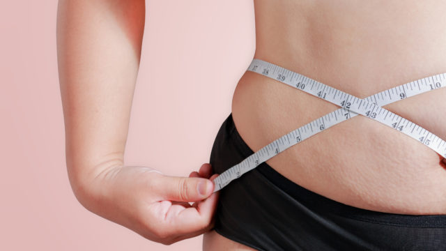 Rasva on myös normaalivartaloisilla terveydelle haitallisempaa vyötäröllä kuin lantiolla.