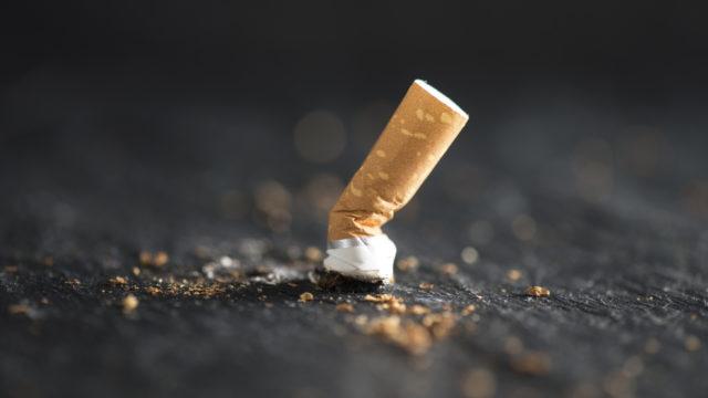 Entistä useampi suomalaisnuori on savuton.
