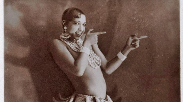 Josephine Baker, amerikkalainen Pariisissa