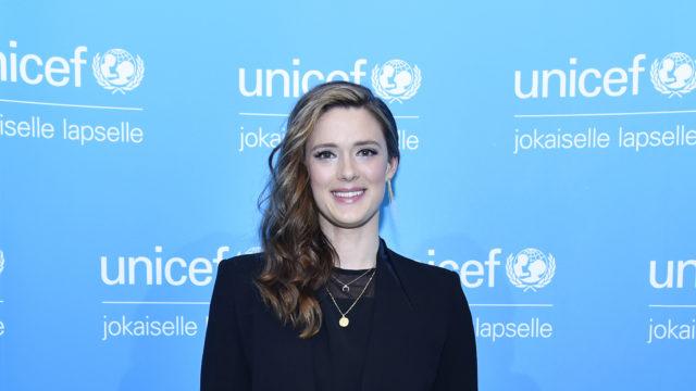 Krista Kosonen on kansainvälisesti tunnettu ja palkittu näyttelijä.