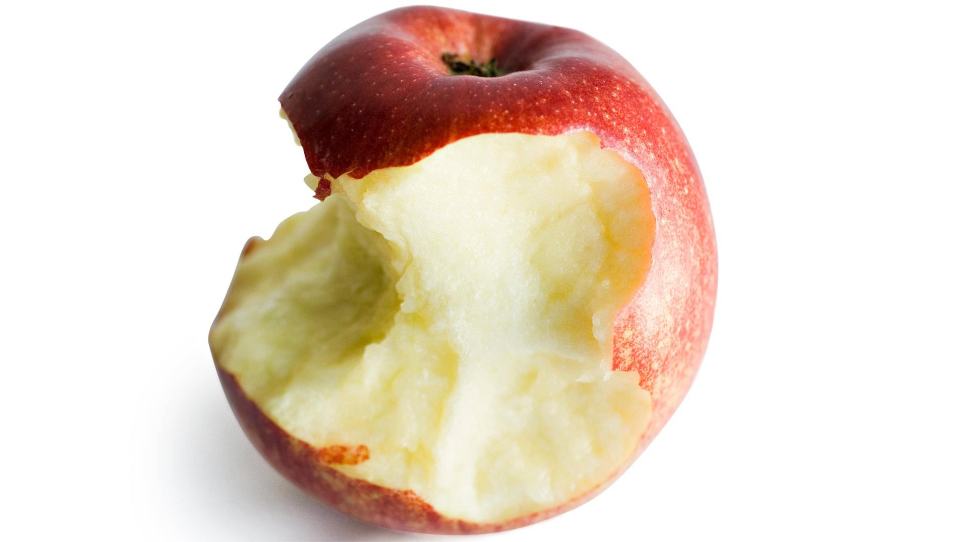 Omenan bakteerit